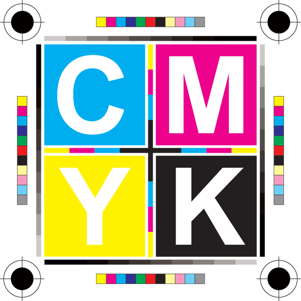 1000 images about cmyk print test pages on pinterest for Printer test page color